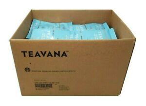 Teavana Iced White Tea Net 7.8 LB (Each 2.59 OZ) - 48 Pack Best September 2020