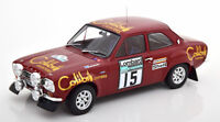 FORD ESCORT RS 1600 RAC RALLY SUPERB EXAMPLE DETAIL 1:18 SCALE DIECAST MODEL IXO