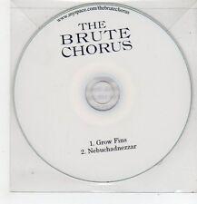 (FF566) The Brute Chorus, Grow Fins / Nebuchadnezzar - DJ CD