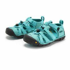 Keen Junior Seacamp II CNX Kids' Walking Shoes Sandals Blue Sports Outdoors