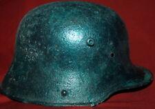 WWI WW1 German M 16 Military Combat Steel Helmet