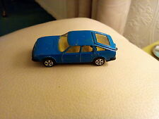 CORGI ROVER 3500 CAR IN BLUE WITH OPENING BOOT
