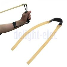 Strips Rubber Band Elastica Bungee Catapult For Hunting Slingshot DE