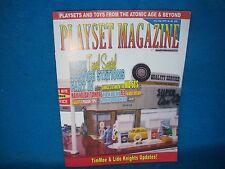 Playset Magazine#82 Marx Ser Stations part IV+ TimMee+Lido knights+Capt Gallant