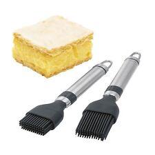 Brabantia Profile in silicone antiaderente pasticceria PENNELLO Lunge bristled acciaio satinato e