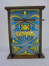 Vintage KNOCK ON WOOD Gumball Game