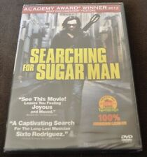 Searching For Sugar Man DVD 2013 Region 1 NTSC English Audio En/Fr subs