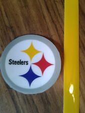 Steelers full size helmet decal set