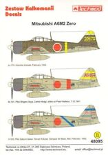 "Techmod DECALS 1/48 MITSUBISHI A6M2 Zéro"""" # 48095"