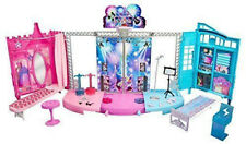 NEW Factory Sealed Barbie in Rock 'n Royals Transforming Stage Playset FREE SHIP