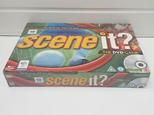 Scene It - FIFA World Cup DVD Trivia Board Game With Thrilling Match Clips BNIB
