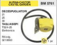 3210660 BOBINA DECESPUGLIATORE ALPINA CASTOR CASTEL GARDEN 21 25 30 ELETTRONICA