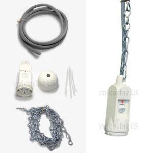 15 AMP Hanging Socket KIT - Suspended Pendant Suspension Outlet