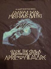 Grateful Dead T shirt Miles Davis Quartet size mens small rock concert