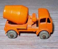Vintage Matchbox Cement Mixer No 26 made by Lesney England