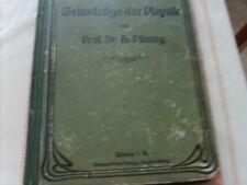 Buch: Grundlagen der Physik