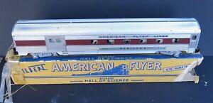 VINTAGE GILBERT AMERICAN FLYER LINES - HAMILTON PASSENGER CAR # 962