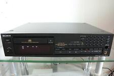 Sony cdp-991 reproductor de CD