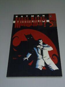 Batman Bruce Wayne Murderer? Titan Books (Paperback)< 1840235527