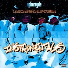 PHARCYDE-LABCABINCALIFORNIA INSTRUMENTALS  VINYL LP NEW
