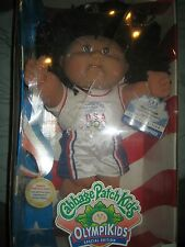 1 SPECIAL EDITION CABBAGE PATCH KIDS BASKETBALL OLYMPIKIDS ALISON RENEE
