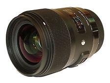 Sigma 35mm f/1.4 DG HSM Art Lens for Nikon DSLR Cameras!! BRAND NEW!!