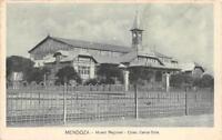 CPA ARGENTINE MENDOZA MUSEO REGIONAL