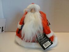 Nightmare Before Christmas Applause Plush Santa Claus and Oogie Boogie