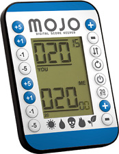MOJO - THE BEST DIGITAL LIFE COUNTER FOR MTG AND MANY MORE GAMES. BATTERY INCL.