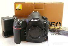 Nikon D850 digital camera body, 4076 actuations, boxed MINT #37829