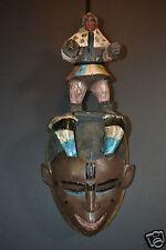 Guro Mask, Cote d'Ivoire (#462)