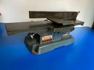 Vintage Heavy Duty National Tools Model No. 60 heavy duty bench planer