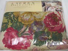 New Ralph Lauren SURREY GARDEN Floral Duvet Comforter Cover - TWIN