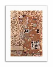 KLIMT HOUSES AT UNTERACH ON ATTERSEE Old Master Canvas art Prints