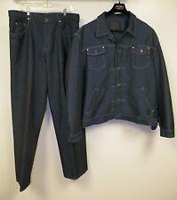 Men's Guess premium denim Jeans and Jean Jacket  Pants & Jacket sz 38 & XXXL