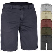 Bermuda Uomo Jeans Corto Pantalone Cotone Shorts Pantaloncino Casual Da 42 a 54