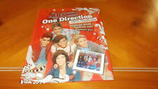 ALL ABOUT *ONE DIRECTION* BOY BAND HARDCOVER - 100% UNOFFICIAL by PARAGON BOOKS