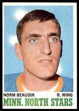 1970-71 Topps Norm Beaudin #48