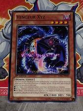 Carte YU GI OH VENGEUR XYZ LVAL-FR042 x 3