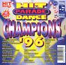 Various – Hit Parade Dance Champions '96  –  (CD  Comp.)