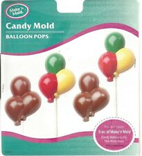 Make n Mold Candy Molds Balloon Pops   B68*