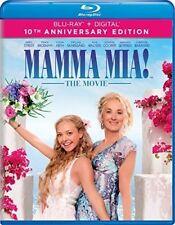 Mamma Mia! The Movie [New Blu-ray] Anniversary Edition, Digital Copy, 2 Pack