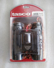 TASCO ESSENTIALS 10X25 BINOCULARS FULLY COATED OPTICS 168RB BRAND NEW