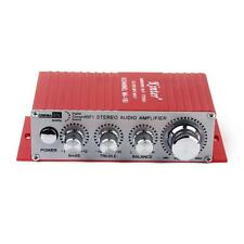 kinter MA180 2CH Mini Car MP3 MP4 Hi-Fi Stereo Audio Amplifier w/ USB Output