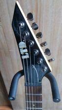 Excellent! LTD by ESP M-JR Mini Size Guitar Black M-Ⅱ Reverse Head