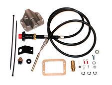 Dodge Ram W150 W250 W350 4x4 Posi-Lok CAD Axle Cable Upgrade Kit 85-93 PSL450