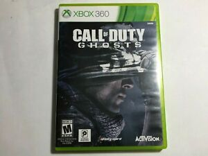Call of Duty: Ghosts (Xbox 360, 2013) (Complete) (Working)