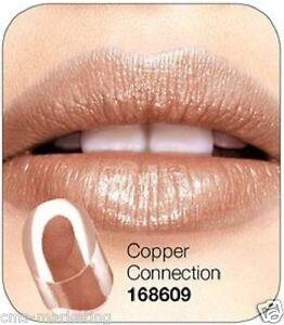 AVON 'Shine Attract' Lippenstift P502 Copper Connection *Neu & Original*
