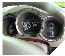 Toyota HILUX Chrome Gauge Dash Instrument Meter Surrounds vigo sr5 ute mk6 truck