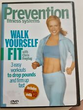Prevention Fitness Systems Walk Yourself Fit Dvd with Bonus Audio Cd